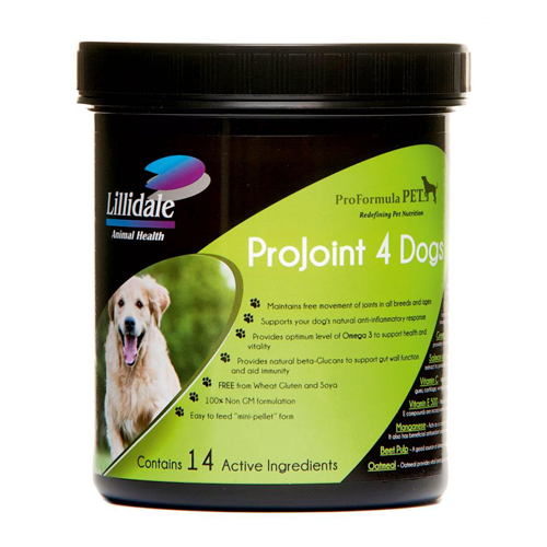 Lillidale ProJoint 4 Dogs 500g