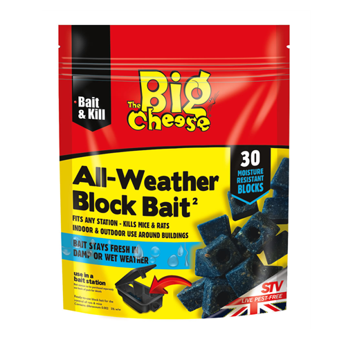 STV All Weather Bait Block 30 Pack