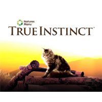 true instinct cat logo