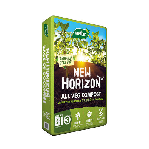 Westland New Horizon Vegetable Growing Compost 50 Litre