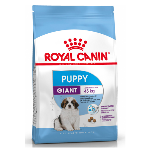 Royal Canin Dog Puppy Giant