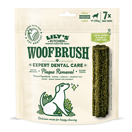 Lily's Kitchen Woofbrush 7 Pack