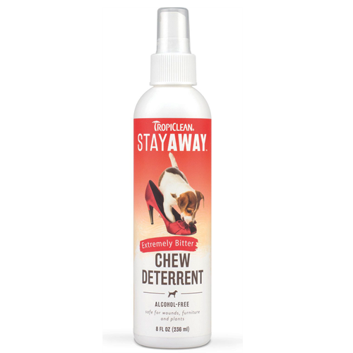 TropiClean Stay Away Chew Deterrent 236ml