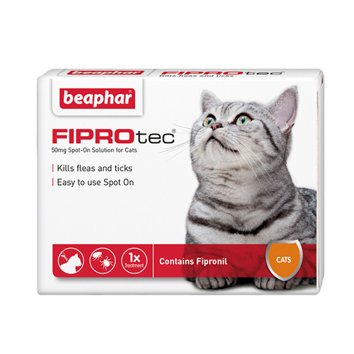 Beaphar FIPROtec Cat 50mg
