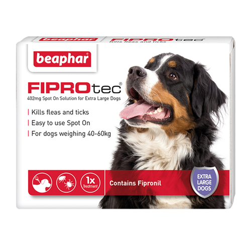 Beaphar FIPROtec Dog 402mg