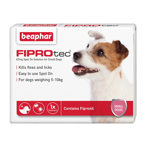 Beaphar FIPROtec Dog 67mg
