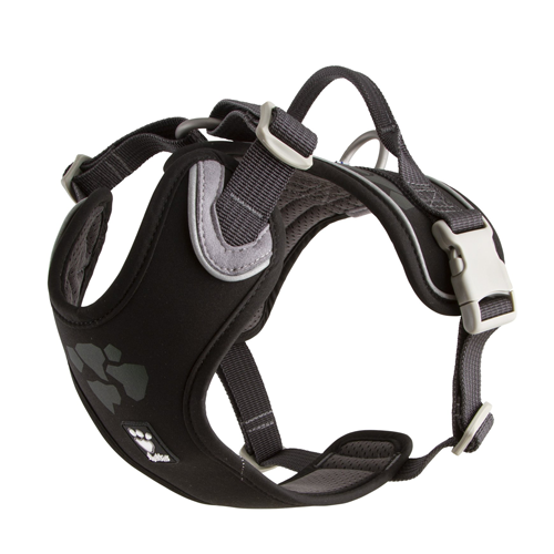 Hurtta Weekend Warrior Harness Raven