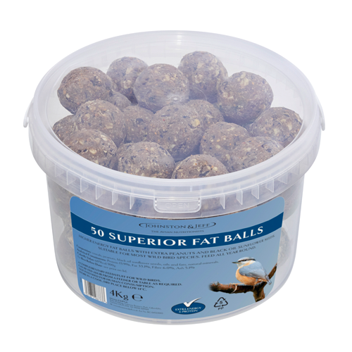 Johnston & Jeff Superior Fat Balls 50 Tub