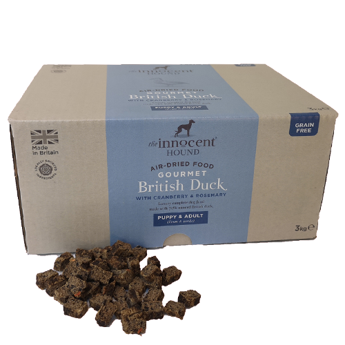 The Innocent Hound Gourmet British Duck 3kg
