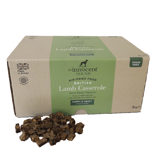 The Innocent Hound British Lamb Casserole 3kg